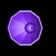 LH_hexa_dome.stl Download free STL file Hexagonal Base Lighthouse Model • 3D printable model, Ogubal3D
