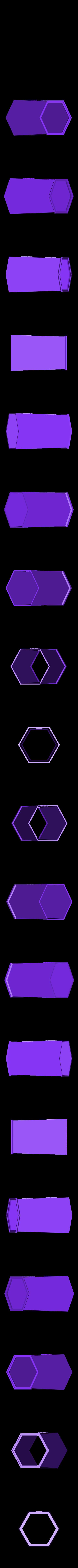 LH_hexa_body1.stl Download free STL file Hexagonal Base Lighthouse Model • 3D printable model, Ogubal3D