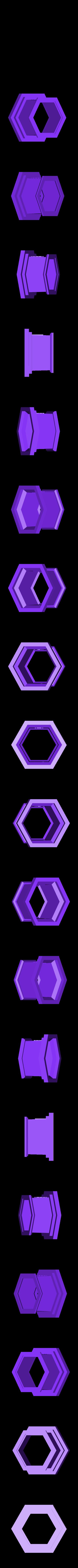 LH_hexa_base.stl Download free STL file Hexagonal Base Lighthouse Model • 3D printable model, Ogubal3D