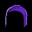 helmet_back.stl Download free STL file IRON MAN Mark 42 • 3D print design, kimjh