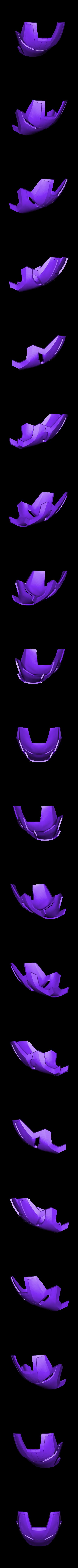 mask.stl Download free STL file IRON MAN Mark 42 • 3D print design, kimjh