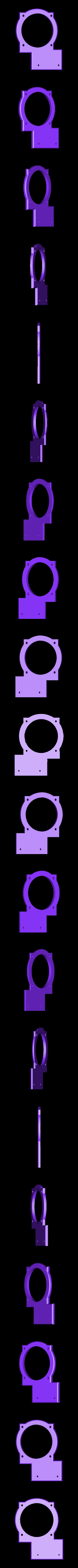 FanhouderForUltim.stl Download free STL file FanHolder for Ultimaker • 3D printer object, Minweth