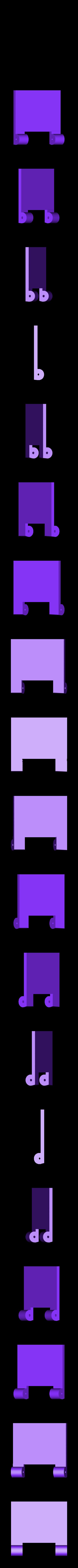 LittleboxLid.stl Download free STL file Box with hinge • 3D printable design, Minweth