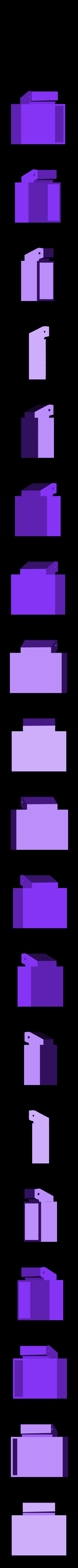 Littleboxbox.stl Download free STL file Box with hinge • 3D printable design, Minweth