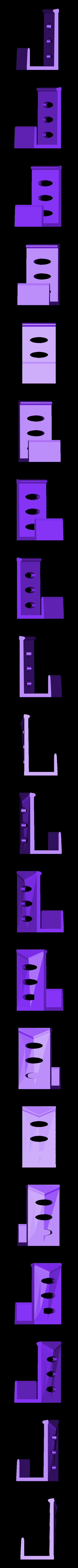 Closelid.stl Download free STL file Box with hinge • 3D printable design, Minweth
