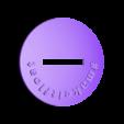 octopurse_Lid.stl Télécharger fichier STL gratuit Porte-monnaie électronique • Design pour imprimante 3D, Fydroy