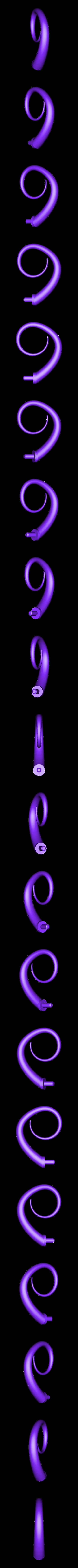 octopurse_arm_3.stl Télécharger fichier STL gratuit Porte-monnaie électronique • Design pour imprimante 3D, Fydroy