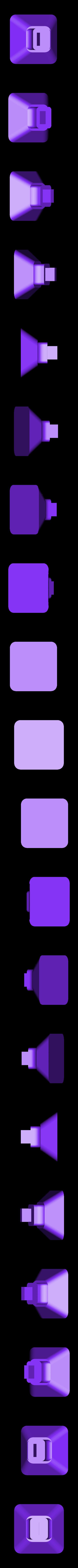 foot_1.stl Télécharger fichier STL gratuit Porte-bobine à filament modulaire • Plan à imprimer en 3D, Qelorliss