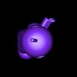 thinky_the_imaganative_robot.stl Télécharger fichier STL gratuit Thinky The Imaganative Robot • Design pour impression 3D, Qelorliss