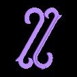 25LampLeg1.stl Download free STL file Wirelessly Powered Tesla Desk Lamp • Object to 3D print, Qelorliss
