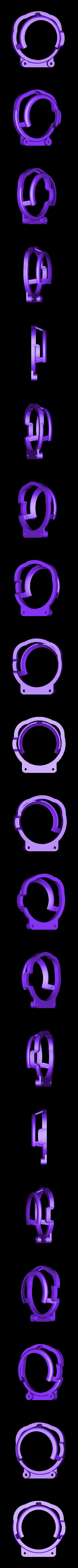 "Ozo_Universal_Helmet.stl Download free STL file Ozobot ""Hardwear"" Helmet Upgrade Accessory Kit • Template to 3D print, Qelorliss"
