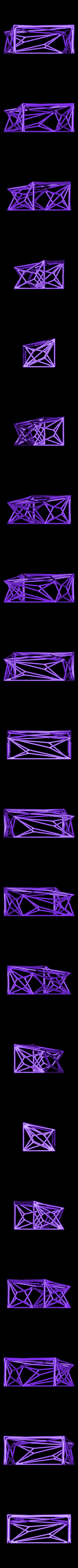 "Ozo_Base_Hanger.stl Download free STL file Ozobot ""Hardwear"" Helmet Upgrade Accessory Kit • Template to 3D print, Qelorliss"