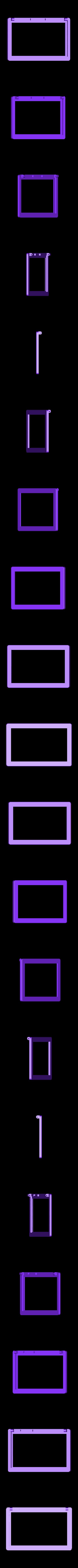 PiBookLid.stl Télécharger fichier STL gratuit PiBook alimenté sans fil • Plan imprimable en 3D, Qelorliss
