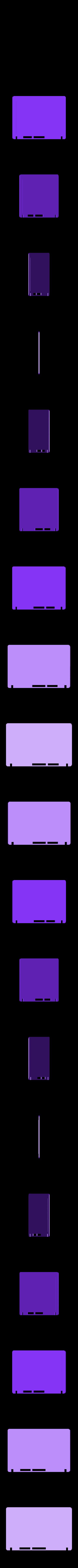 PiBookCover.stl Télécharger fichier STL gratuit PiBook alimenté sans fil • Plan imprimable en 3D, Qelorliss