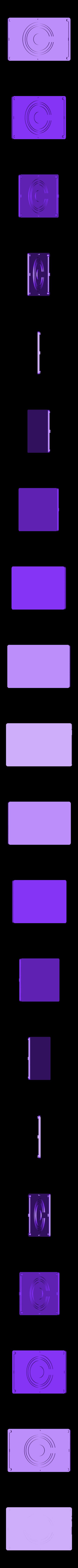 PiBookCoil.stl Télécharger fichier STL gratuit PiBook alimenté sans fil • Plan imprimable en 3D, Qelorliss