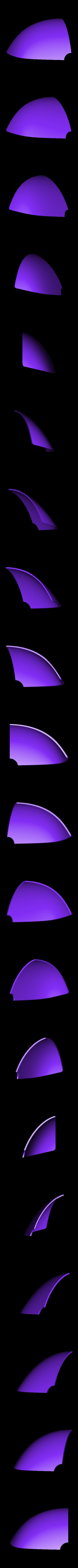 TMBackPanelB.stl Download free STL file TELEAVIA MATRIX • 3D printable design, Qelorliss