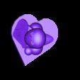 Lizard_Love.stl Télécharger fichier STL gratuit amour de lézard • Design imprimable en 3D, Kajdalon