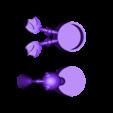 Flamingo_support.stl Télécharger fichier STL gratuit Flamant de Cork Pal • Plan pour impression 3D, Kajdalon