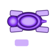 turtle_04.stl Télécharger fichier STL gratuit Bateau tortue • Design pour imprimante 3D, Kajdalon