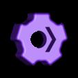 turn_nut2.stl Download free STL file Beastgrip Remix MK3 • 3D printable template, Kajdalon