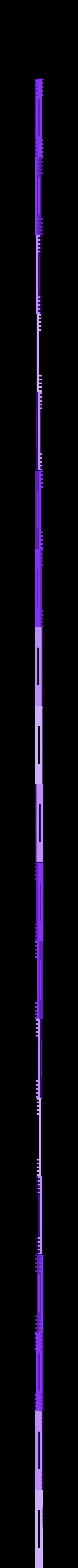 connector.stl Télécharger fichier STL gratuit Support de bobine de filament ajustable / extensible - Ajouts à Flashforge Creator Pro • Modèle à imprimer en 3D, Kajdalon