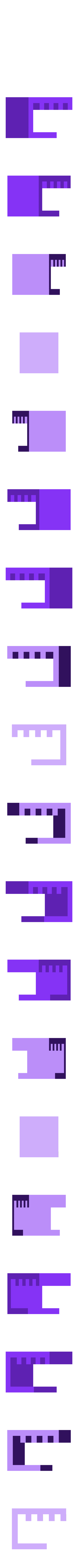 spool_front_hook.stl Télécharger fichier STL gratuit Support de bobine de filament ajustable / extensible - Ajouts à Flashforge Creator Pro • Modèle à imprimer en 3D, Kajdalon