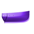 tug_hull1.stl Download free STL file Barge with Tugboat • 3D print object, Kajdalon