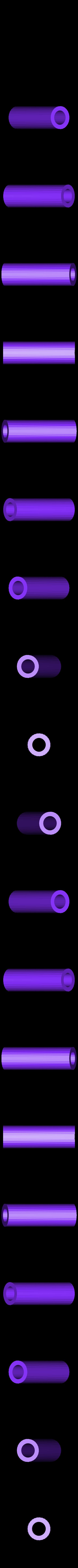 LCD_Holder_2_-_cylinder.stl Télécharger fichier STL gratuit Contrôleur LCD graphique intelligent - Prusa i3 Hephestos - Support • Objet imprimable en 3D, Rusichar