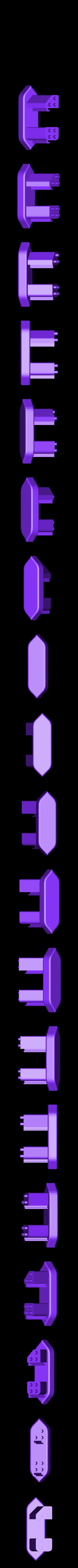 FloatP1-left.stl Télécharger fichier STL gratuit MakeItFloat Boat-Rig • Design imprimable en 3D, Rusichar
