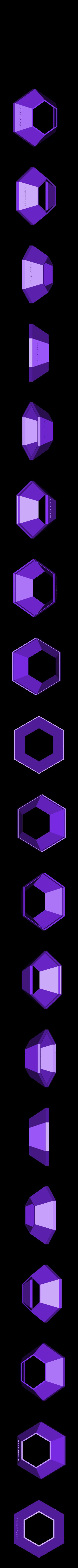 FloatP2_-_cover_angle_open.stl Download free STL file MakeItFloat Concept • 3D printer model, Rusichar