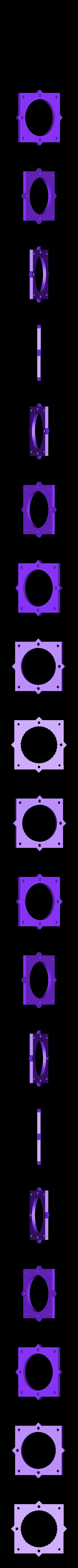 RUMBA_fan_adapter_50_-_40.stl Télécharger fichier STL gratuit Etui à Rumba pour Prusa i3 Hephestos • Modèle pour imprimante 3D, Rusichar