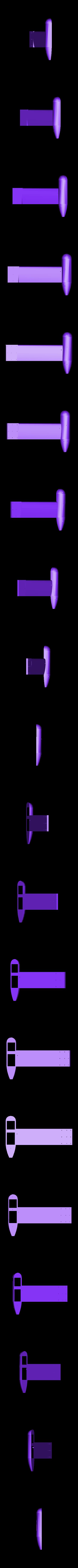 keel_right.stl Télécharger fichier STL gratuit Voilier à voile • Objet pour impression 3D, Rusichar