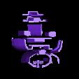 Print_Layout.stl Télécharger fichier STL gratuit Voilier à voile • Objet pour impression 3D, Rusichar