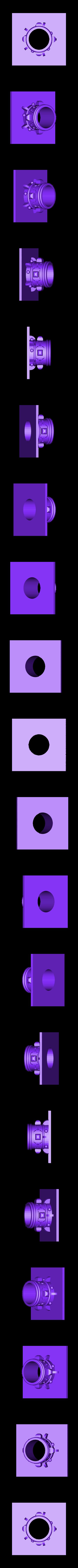 Hammer_bottom.STL Télécharger fichier STL gratuit Marteau piqueur • Plan imprimable en 3D, Rusichar
