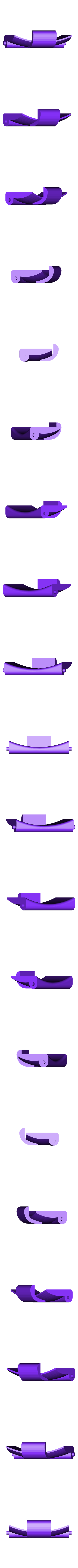 Lid.STL Télécharger fichier STL gratuit Distributeur de pilules rotatif • Design imprimable en 3D, Rusichar