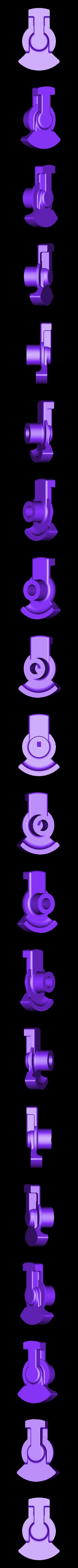 Rotor.STL Download free STL file Volvo Redblock distributor • 3D print object, Rusichar