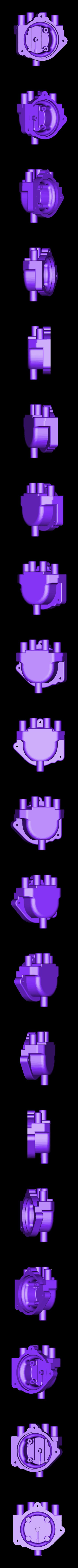 Distributor_cap_SCALED.STL Download free STL file Volvo Redblock distributor • 3D print object, Rusichar