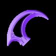 Blade_upperCut2.stl Download free STL file Blade of the Black Empire • 3D printer model, Rusichar