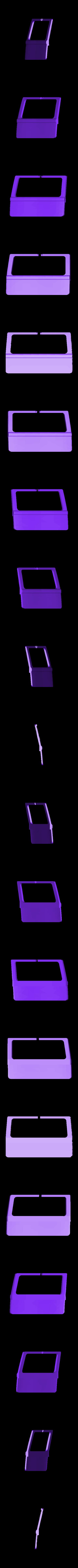 Rear_hatch.STL Télécharger fichier STL gratuit VW Kleinbus T2 • Modèle pour impression 3D, Rusichar