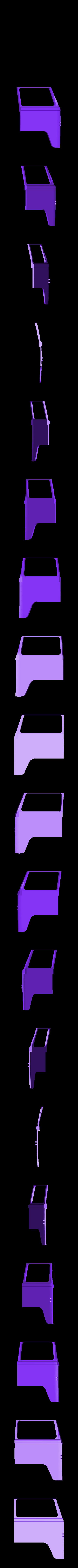 Right_door.STL Télécharger fichier STL gratuit VW Kleinbus T2 • Modèle pour impression 3D, Rusichar