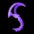 Blade.STL Download free STL file Blade of the Black Empire • 3D printer model, Rusichar