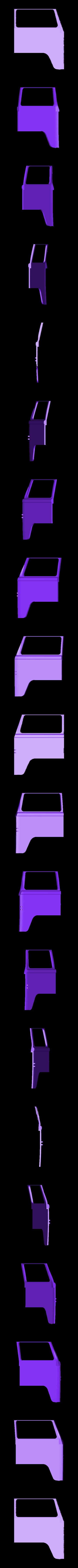 Left_door.STL Télécharger fichier STL gratuit VW Kleinbus T2 • Modèle pour impression 3D, Rusichar