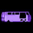 Chassis.STL Télécharger fichier STL gratuit VW Kleinbus T2 • Modèle pour impression 3D, Rusichar