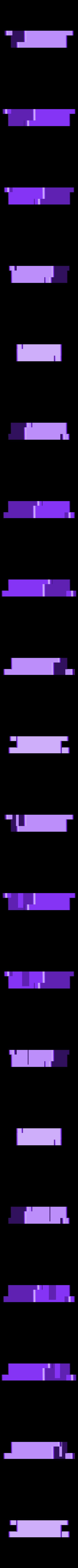 BASE-CAUDALIMETRO.STL Télécharger fichier STL gratuit COMPTEUR D'EAU • Design pour imprimante 3D, ELBONAERENSE