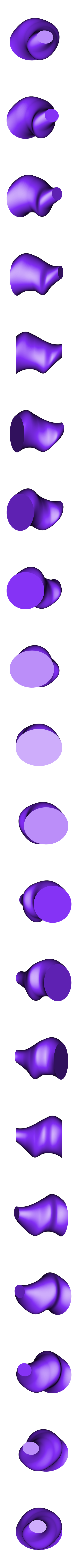 ellipsespiral.stl Télécharger fichier STL gratuit Test en mode vase ellipsespiral • Modèle pour impression 3D, Palmiga