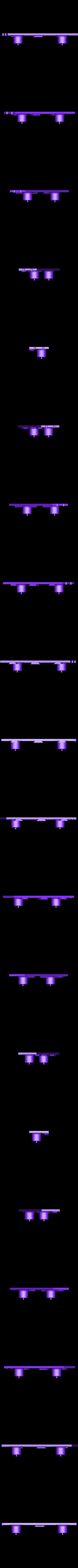 Left.stl Download free STL file Drive bay adapter - screwless! • 3D printing template, 3D-Designs