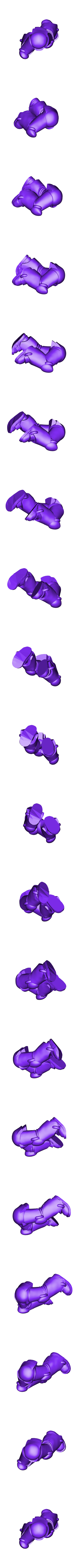 legs_5_mirror.stl Download free STL file 11 pairs of power armour legs - 28mm heroic • Object to 3D print, BREXIT