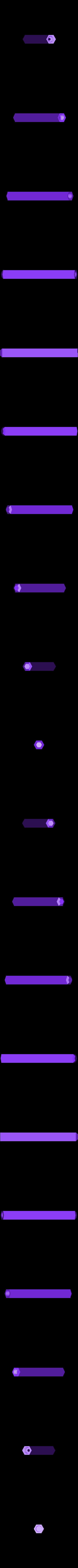 Body.stl Télécharger fichier STL gratuit Stylo à bille simple • Modèle pour impression 3D, Aravon