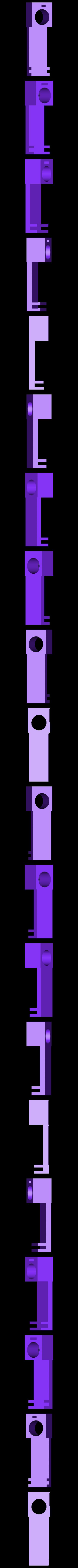 Pen/Pencil/Marker mount for Creality Ender 3 / CR-20