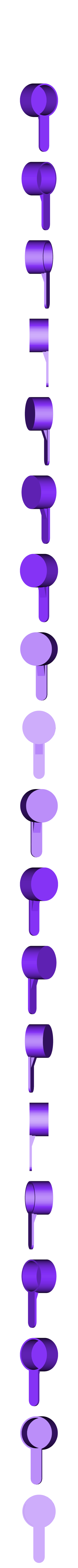 Measured teaspoon.stl Download STL file Fill your coffee Dolce Gusto capsules • 3D printer template, jankitokarczew